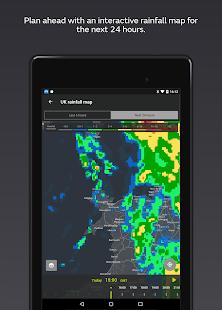Met Office Weather Forecast 2.10.0 Screenshots 9