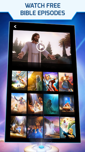 Superbook Kids Bible, Videos & Games (Free App) v1.9.3 Screenshots 19