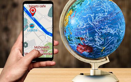 GPS Navigation & Map Direction - Route Finder  Screenshots 1