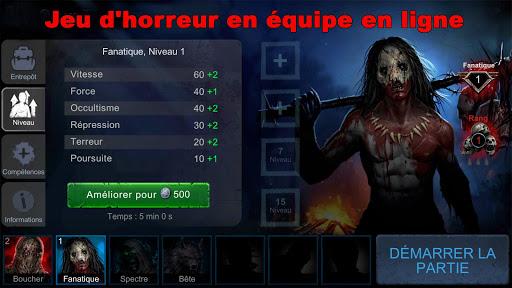 Horrorfield - Jeu de survie: horreur multijoueur screenshots 1
