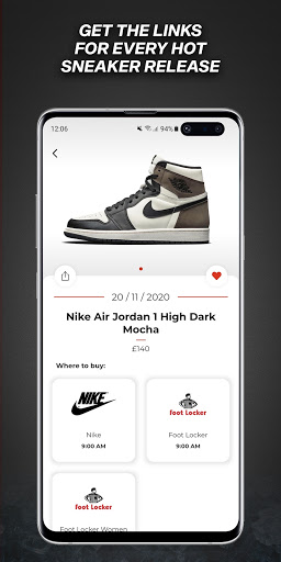 SNKRADDICTED – Sneaker App 1.2.3 screenshots 2