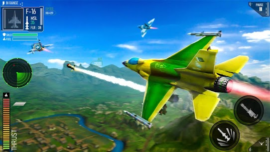 New Airplane Fighting 2019 – Kn Free Games Hack for iOS and Android 2