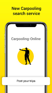 Carpooling-Online: travel companion search service