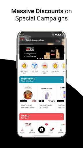 Evaly - Online Shopping Mall Apkfinish screenshots 2