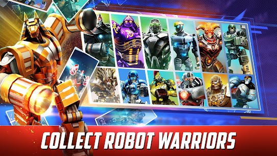 Real Steel World Robot Boxing MOD APK (Unlimited Money/Coins) 3