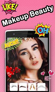Makeup Beauty Camera 1.3 Screenshots 14