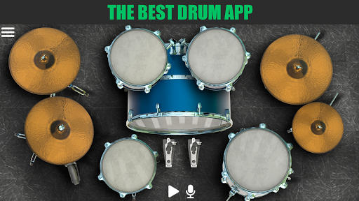 Drum Solo HD  -  The best drumming game 4.5.2 screenshots 1