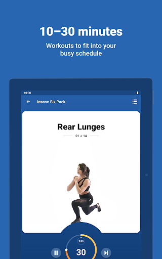 Fitify: Workout Routines & Training Plans 1.9.5 Screenshots 13