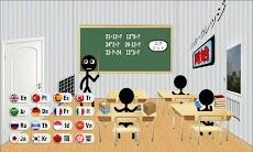 学校脱出 - Stickman School Escapeのおすすめ画像1