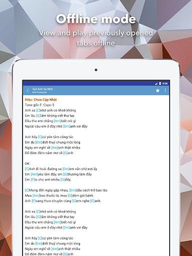 Hop Am Chuan - Guitar Tabs and Chords android2mod screenshots 10
