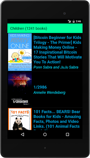 FREE Kindle Books for Juniors For PC Windows (7, 8, 10, 10X) & Mac Computer Image Number- 11