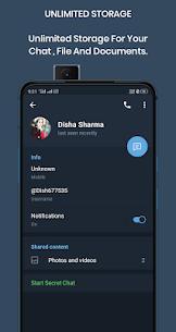 ZED Messenger 4