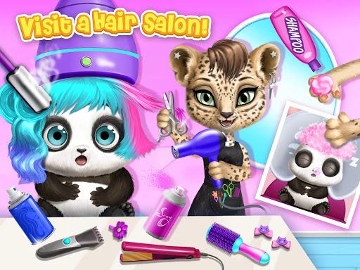 Panda Lu Baby Bear City - Pet Babysitting & Care 5.0.10008 Screenshots 22