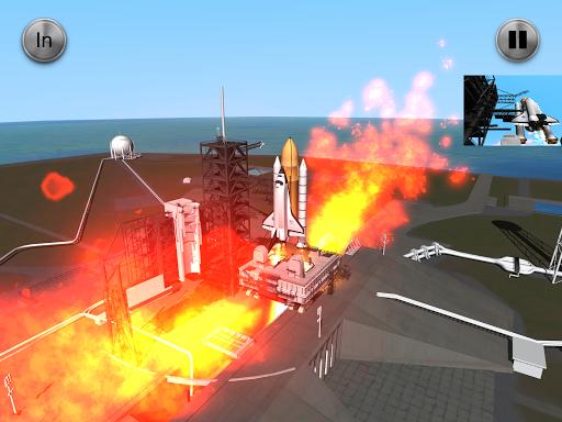 Space Shuttle - Flight Simulator 0.2 screenshots 8