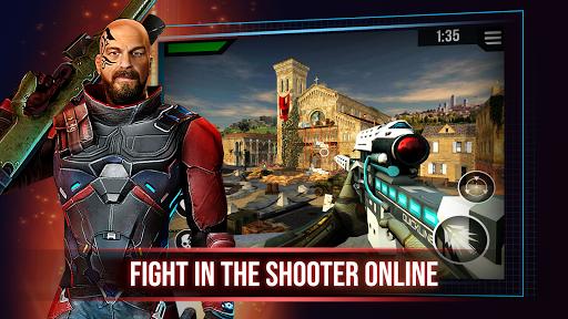 World of Snipers: sniper shooter 3D | PVP arena apklade screenshots 2