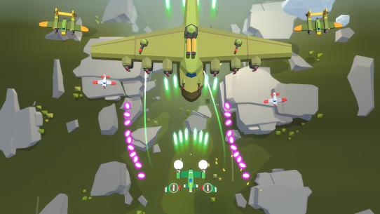 Burning Sky: Aircraft Combat 3D MOD (Unlimited Money) 4