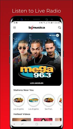Foto do LaMusicaTV: Radio, Playlists, Podcasts and Videos.