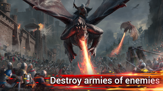 Mod Game Dragon Masters: War of Legends for Android