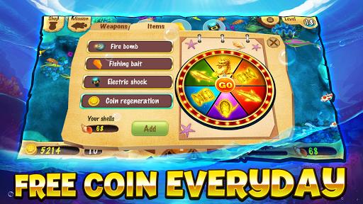 Fish Game - Fish Hunter - Daily Fishing Offline android2mod screenshots 4