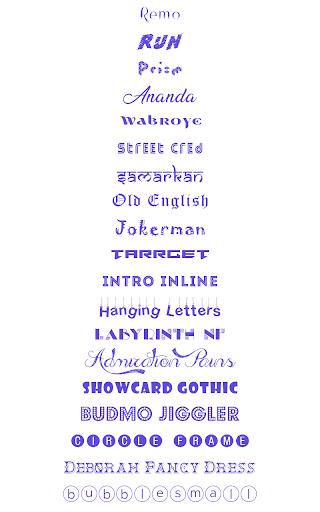 Fonts Keyboard - FancyKey, Emojis & Stylish Fonts 3.5 Screenshots 6