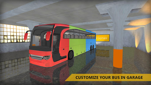 Mountain Bus Simulator 2020 - Free Bus Games 2.0.2 Screenshots 5