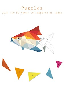 Low Poly Puzzle Jigsaw Book 1.1
