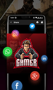 Logo Esport Maker : Gaming Logo, Gaming Banner