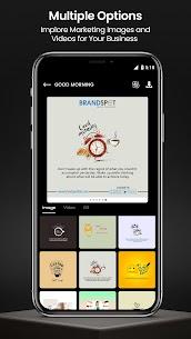 BrandSpot365 Premium: Business Marketing MOD APK 2