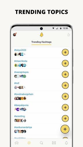 Koo: Connect with People! apktram screenshots 4