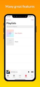 iMusic – Music Player IOS style Pro MOD APK 3