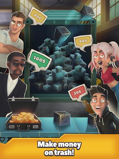 Trash Tycoon: idle clicker & simulator & business  screenshots 14