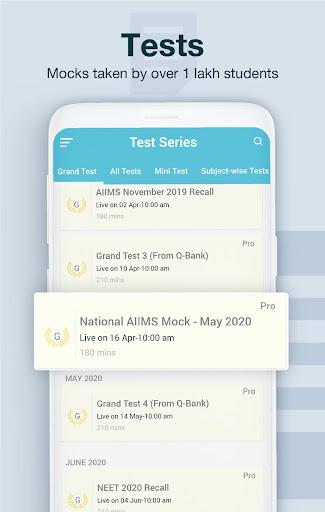 Marrow - The Gold Standard for NEET PG apktram screenshots 5