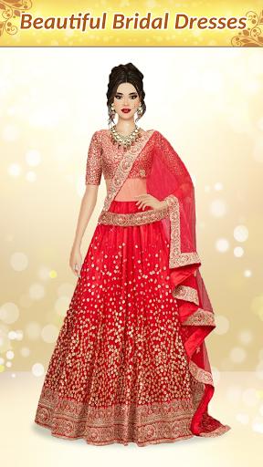 Indian Fashion Dressup Stylist 2.6 screenshots 2