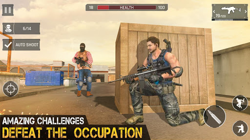 Anti Terrorism Shooter 2020 - Free Shooting Games 3.3 Screenshots 1