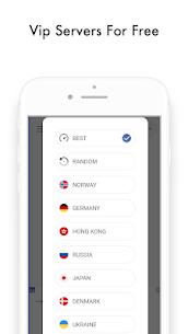 GE VPN MOD APK (Premium) 4