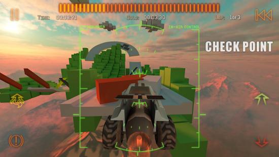 Jet Car Stunts 2  Screenshots 3