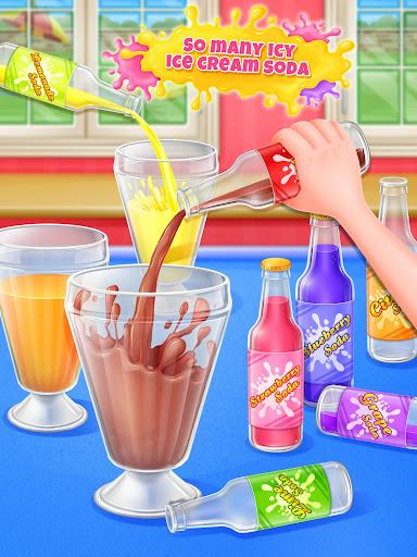 Ice Cream Soda - Summer Sweet Icy Drink Maker screenshots 9