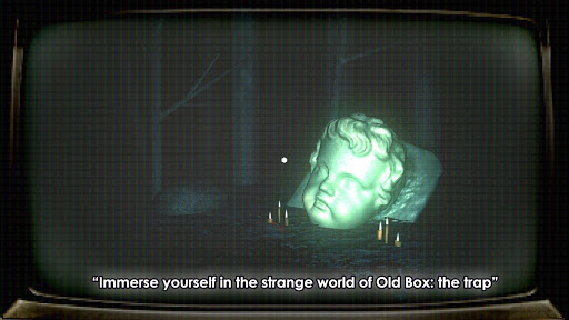 the trap: vr cardboard  horror game screenshot 2