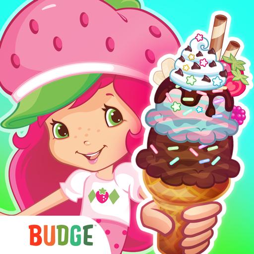 Strawberry Shortcake Ice Cream Island