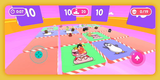 Fall.io - Race of Dino  screenshots 18
