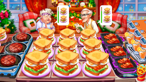 Cooking Frenzyu2122:Fever Chef Restaurant Cooking Game 1.0.41 screenshots 3