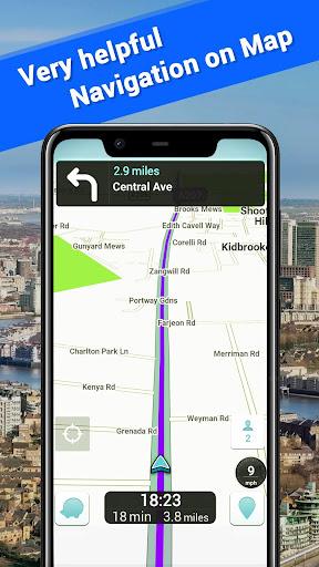 Offline Maps, GPS Navigation & Driving Directions 3.5 Screenshots 19