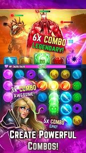 Spellblade: Match-3 MOD (Gold) 6