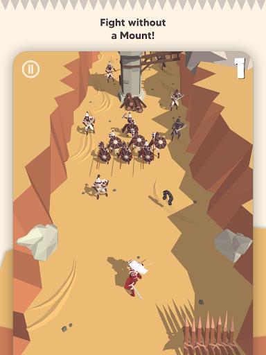 Ride to Victory - Ottoman War Endless Run 1.5.0 screenshots 14
