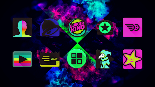 Black Light Icon Pack For Pc (Free Download On Windows7/8/8.1/10 And Mac) 2