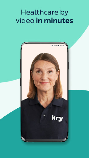 Kry u2013 See a Doctor by Video 3.30.1 Screenshots 1