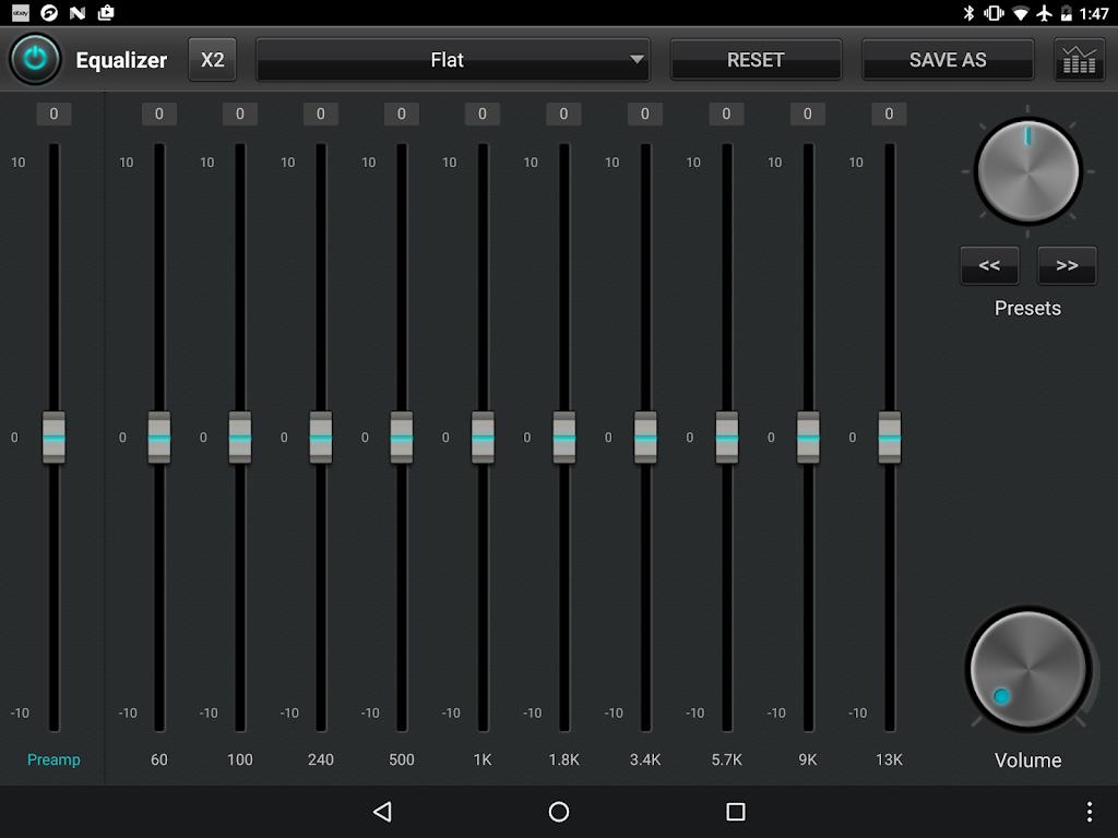 jetAudio HD Music Player Plus  poster 20