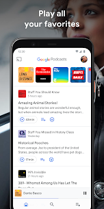 Google Podcasts: Discover free & trending podcasts 1
