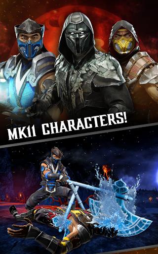 MORTAL KOMBAT: The Ultimate Fighting Game!  screenshots 1