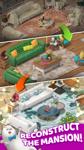 Redecor-Mansion Story  screenshots 1